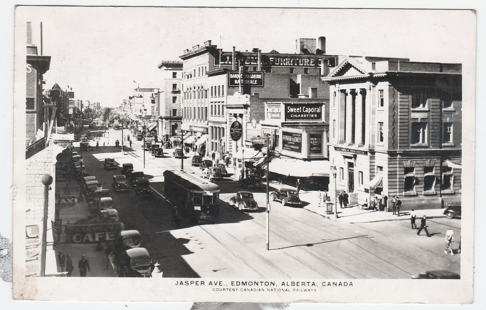 Old Edmonton